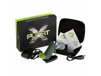 NEW - PUFFiT-X Electronic Portable Vape Vaporizer in Grey