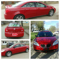 2007 Pontiac G6 se Sedan SUNROOF