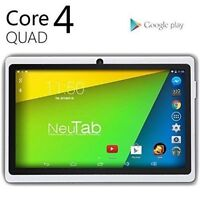 BRAND NEW - 7 Inch Quad Core Android 4.4 KitKat
