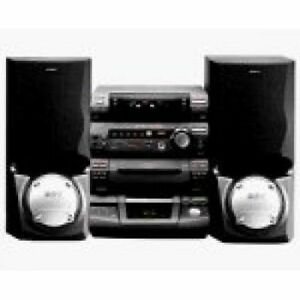 Sony System 240 watt with cabinet cd ctorage