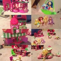 Strawberry Shortcake: sets for Sale