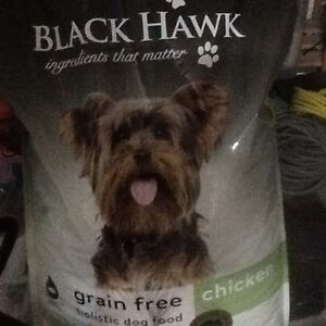 Black Hawk grain free holistic dog food 20 kg Sunnybank Hills Brisbane South West Preview