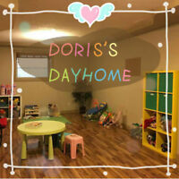 Doris's Dayhome in Evergreen SW