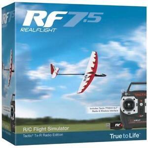 Simulateur RealFlight 7.5 + télécommande GPMZ4526