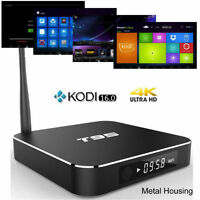 T95 Android TV Box Amlogic S905 Quad Core 2GB RAM 8GB ROM KODI