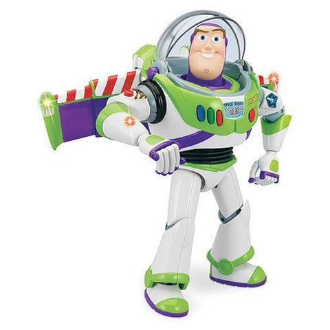 Buzz Lightyear Talking Figure