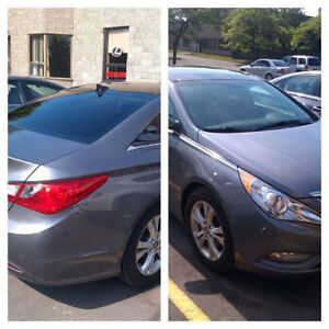 VEHICLE WINDOW TINTING FROM $135