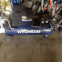 Hyundai Air Compressor
