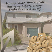 Moving Sale. Home Essentials 4 Sale