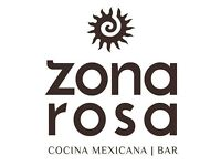 Zona Rosa, a new and exciting Mexican restaurant in Kemp Town is recruiting