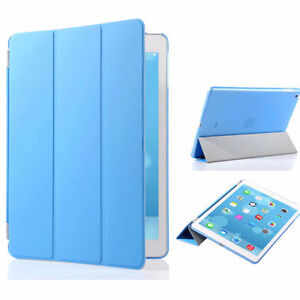 New Smart Stand Magnetic Leather Case Cover For iPad 4 3 2