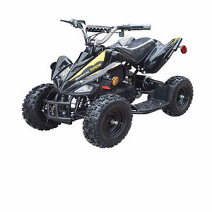 YOUTH ELECTRIC ATVs, DIRTBIKES AND POCKET BIKES
