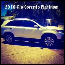 2010 7 Seater Kia Sorrento Platinum edition Burnside Maroochydore Area Preview
