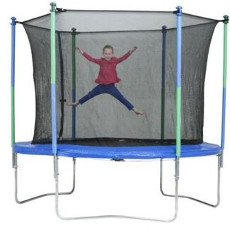 Used Trampoline Without Net Woodbine Campbelltown Area Preview
