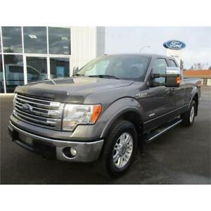 2013 Ford F-150 Lariat Supercab 4x4