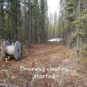 SOLD - 5 Acres VACANT LAND 20minutes N. Whitehorse