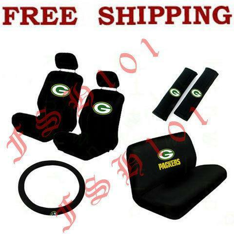 Green Bay Packers Seat Covers Ebay