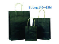 Small Brown Paper Bags Wholesale