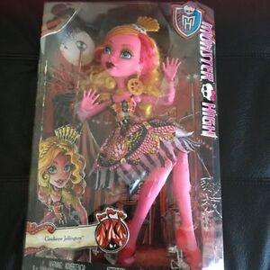 Gooliope Jellington Big Monster High in an excellent condition.