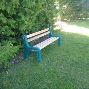 Poly Plastic benches Kitchener / Waterloo Kitchener Area image 4