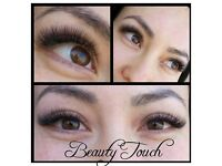 Russian Volume lash Extensions 4D lashes just for 40 £ Mobile service !!!