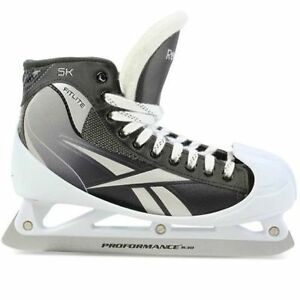 New Reebok 5k senior ice hockey goalie skates size 10 12