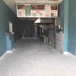 Commercial property for rent heavy traffic area