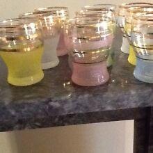 Liqueur glasses (9) Nedlands Nedlands Area Preview