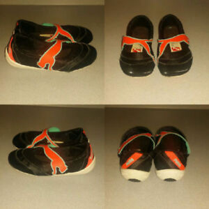 Puma shoes (size 10 toddler)