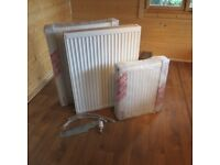 Convection Central Heating Radiators (Not Used)