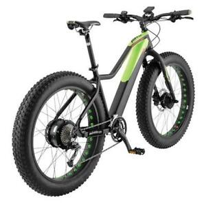 2017 BH Easy Motion AWD Big Bud PRO Electric Fat Tire Bike