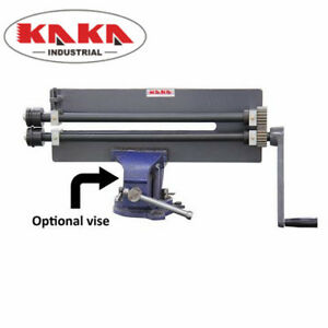 "Kaka 18"" Throat Depth Sheet Metal Fabrication Bead Roller Kit"