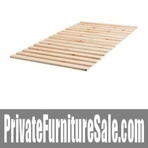 Single/Twin Ikea Bed Slats, SOLID WOOD(not plywood),good conditi