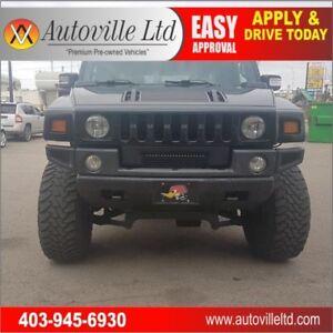 2006 HUMMER H2 SUT LIFTED LEATHER 4X4