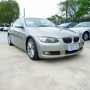 2009 BMW 325i E92 MY09 Steptronic Bronze 6 Speed Sports Automatic Coupe St James Victoria Park Area Preview