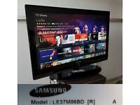 SAMSUNG LE37M86BD 37 INCH FULL HD1080P LCD TV