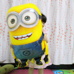 Large Minion Balloon about 90 cm 36 inch Birthday party $10