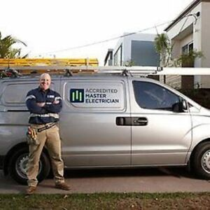 ACCREDITED MASTER ELECTRICIAN $45 P/H