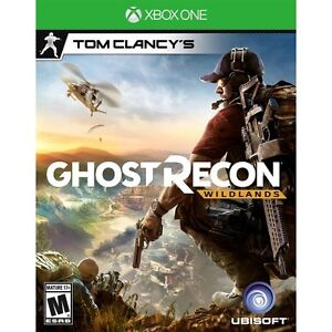 XBox One Game Ghost Recon