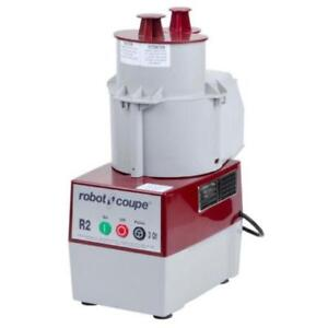 Robot Coupe R2C Continuous Feed Food Processor - 120V . *RESTAURANT EQUIPMENT PARTS SMALLWARES HOODS AND MORE*