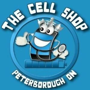 THE CELL SHOP offers reliable repairs on Cellphones, Tablets, Laptops and More Electronics!!