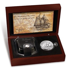 Bluenose Pocket Watch