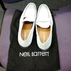 NEW Italy Made Neil Barrett men shoes Size 10 worth $1000+