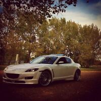 (Reduced for winter) 2005 Mazda RX8