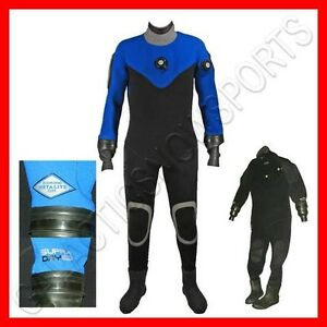 Dry suit, BARE 7mm complete XL
