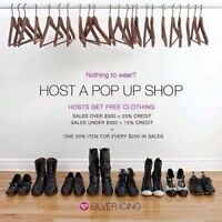 Nothing to wear?  HOST gets free clothing!!!