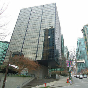 Coal Harbour Downtown Vancouver 2 Bedroom newly APT