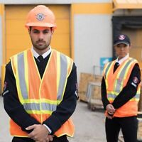 STEELIX SECURITY - Looking for Full Time Guards HAMILTON