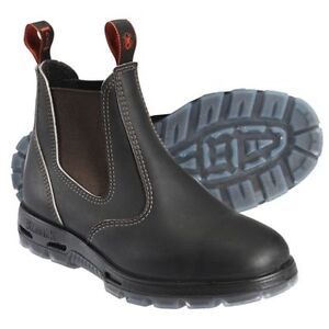 SIZE 10 REDBACK CASUAL SLIP ON BOOTS (NEW/NEVER WORN)