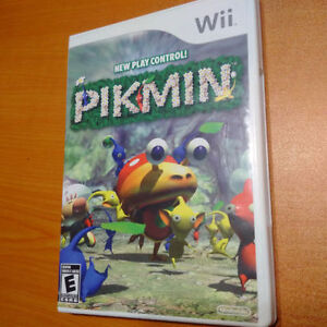 Pikmin for Nintendo Wii